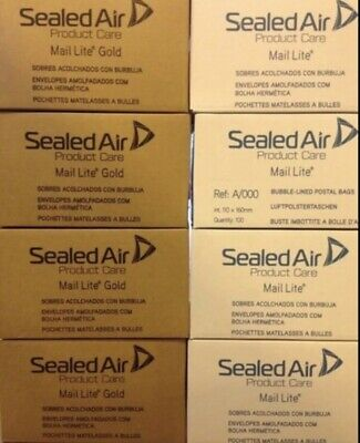 Mail Lite A/000 Padded Envelopes 100mm x 160mm available in Brown Only