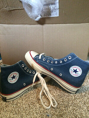 5cf6e45a12a New Converse Chuck Taylor All Star Denim High Top