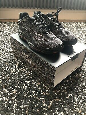 quality design 83d68 bd3e7 Nike X Skepta Air Max Deluxe Never Sleep On Tour SK Air 3 UK 8,