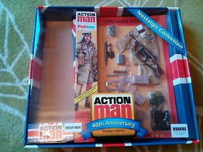 Vintage Action Man 40th Long Range Desert Group-grenades X 4 1//6 Scale