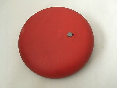 Wheelock 42PT-24 Fire Alarm Bell Wall Red