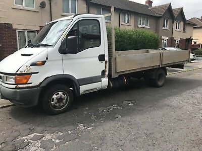 -iveco daily 2.3 truck not tipper SPARES OR REPAIRS