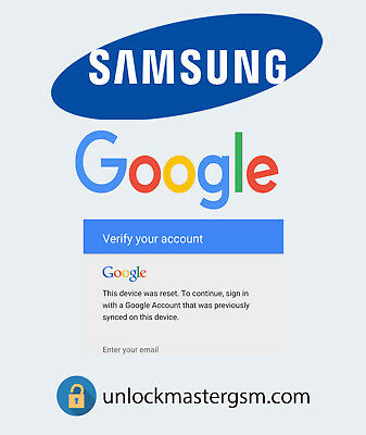 Remote Google Account Removal/Reset FRP For SAMSUNG Almost All Models