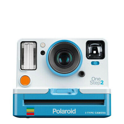New Polaroid OneStep 2 VF 600 Instant Camera  - Blue