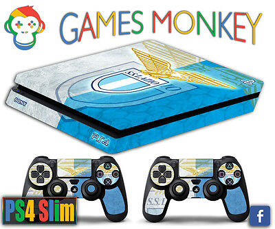 Faceplates, Decals & Stickers Skin Ps4 Slim Wooden Wood Design Limited Edition Decals Cover Gamesmonkey