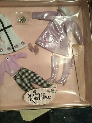 Tiny Kitty Collier Doll. Two In BoxesNRFB. Several Outfits. Most NRFB.