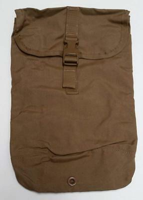 Usmc Filbe Hydration Pouch With Camelbak Bladder Complete Preowned Coyote Tan