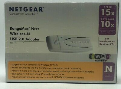 NETGEAR WIRELESS ADAPTER WN111V2 DRIVERS WINDOWS 7 (2019)
