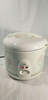 ZOJIRUSHI 5.5 Cup ELECTRIC RICE COOKER/WARMER NS-RNC10