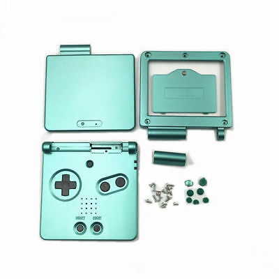Green Housing Shell Case Replacement Set for Nintendo Gameboy Advance SP GBA SP