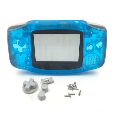 Luminous Housing Shell Case Replacement Cover for Nintendo Gameboy Advance GBA