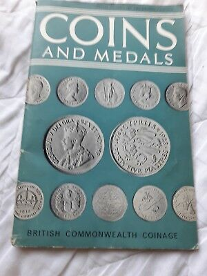 Coins and Medals british commonwealth coinage