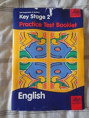 Key Stage 2: English Practice Tests Reading Booklet by Letts Educational
