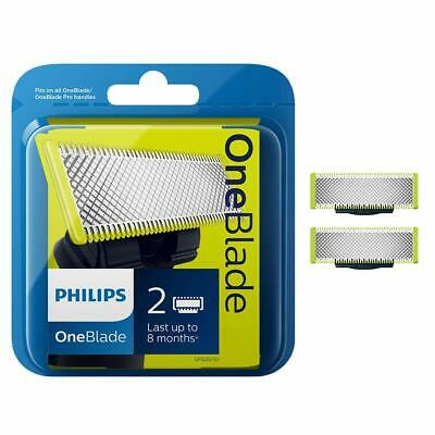 ONEBLADE LOT 2 Lame 8 mois QP2520 TRIMMER QP220/50 PHILIPS 422203626171