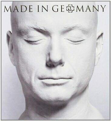 Rammstein - Made In Germany - Deluxe Edition - Cd 2Cd - New