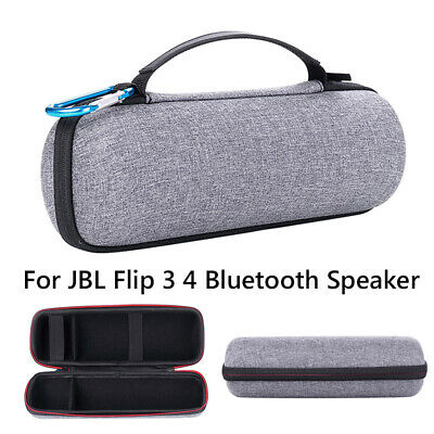 Hard Travel Carry Bag Storage Case Cover For JBL Flip 3 4 Bluetooth Speaker NEW