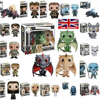 Limited Edition Funko Pop Game Of Thrones 8 Vinyl Action Figure Kids Toy Gift UK