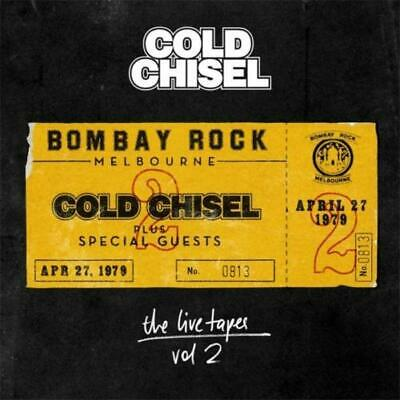 Cold Chisel - The Live Tapes Vol.2 [New & Sealed] Digipack CD