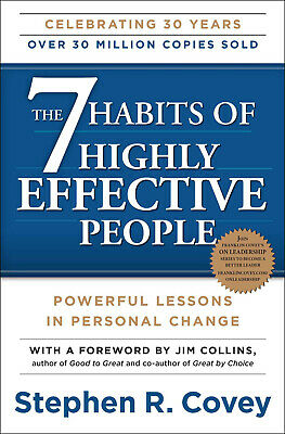 The 7 Habits of Highly Effective People by Stephen R. Covey (2013, eBooks)