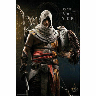 Assassins Creed Origins - Bayek - POSTER 61x91cm NEW officially licensed item