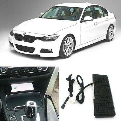 BMW 3 F30 Wireless Charging Tray Charging Adapter