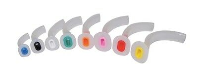 Pack of 9 Guedel Airways 1 of each size. Oropharyngeal Airway ,Oral Set -SALE!!!