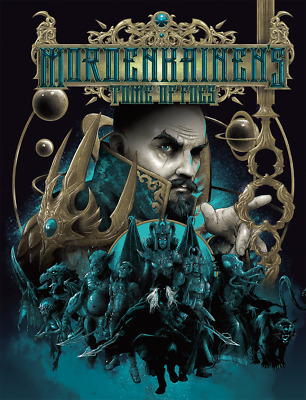 D&D Dungeons & Dragons 5TH Mordenkainen's Tome of Foes Limited Edition ENG