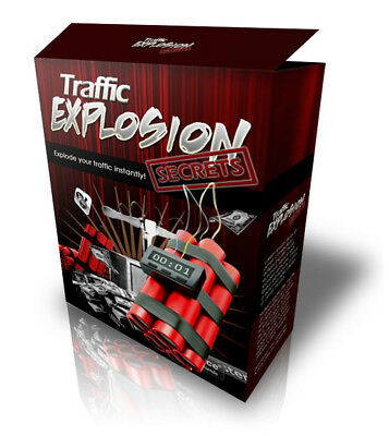 Traffic Explosion Secrets Video Course-Cash Into Your Pockets Right Now