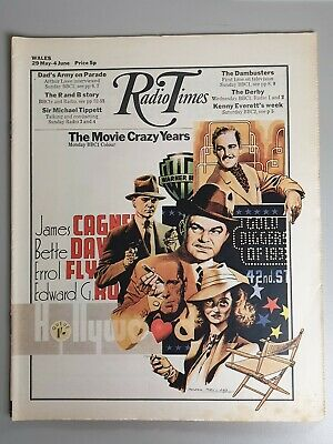 Radio Times 'The Movie Crazy Years': 29 May-4 June 1971