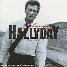 Rock'n'Roll attitude de Hallyday, Johnny | CD | état très bon