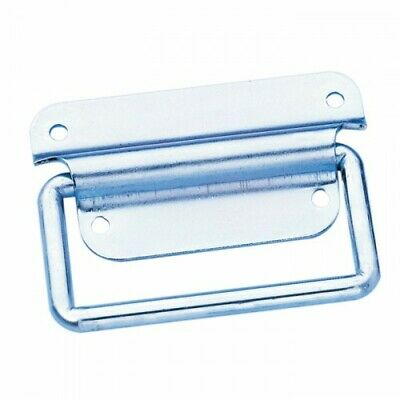 Heavy Duty Steel Chest Handle - (Pack of 4)
