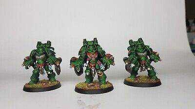 WARHAMMER 40K DARK ANGELS - Propainted Commission to Order