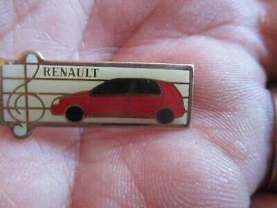 Annees 90 Pins Pin S Voiture Renault