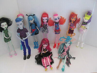 Monster High Dolls Variation Listing