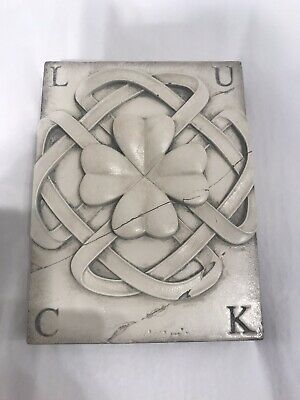 Sid Dickens Memory Block T-458 Clover Limited Edition Retired