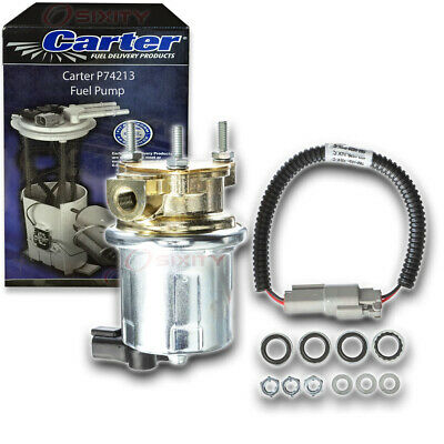 Electric Fuel Pump CARTER P74213 fits 97-02 Dodge Ram 2500 5.9L-L6