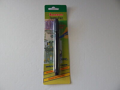 Banknote Counterfeit Money Detector Tester Pen Marker Fake Dollar Bill Currency