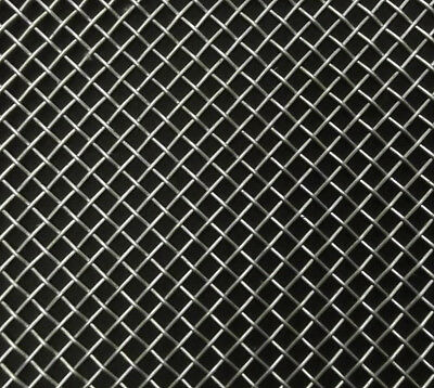 "Top Quality Stainless Steel Grille Grill Mesh 16"" x 5"""