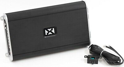 NVX VAD27001 - 2700w RMS Class D Monoblock Car/Marine/Powersports Amplifier