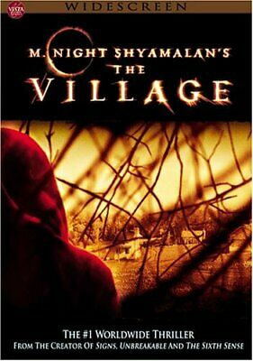 The Village [DVD] [2004] [Region 1] [US Import] (NTSC).
