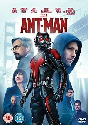 Ant Man [DVD] By Paul Rudd,Evangeline Lilly,Kevin Feige.
