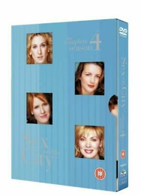 Sex and the City: Complete HBO Season 4 [DVD] By Sarah Jessica Parker,Kim Cat.