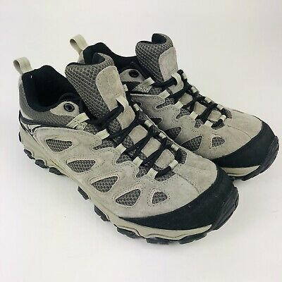 ee37f942f1 Merrell Men's Pulsate Ventilator Hiking Trail shoes Sz 9.5 J599965 Fallen  Rock