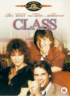 Class [1983] [DVD] By Jacqueline Bisset,Rob Lowe,Cathleen Summers,David Green.