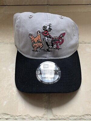 separation shoes 6946f 59453 NWT New Era Cap Nickelodeon Aaahh!!! Real Monsters 9twenty Adjustable Hat