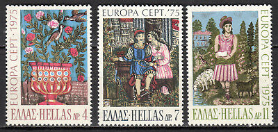Greece - 1975 Europa Cept - Mi. 1198-00 MNH