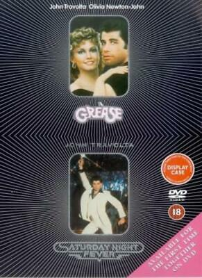 Grease/Saturday Night Fever [DVD] [1978] By John Travolta,Olivia Newton-John,.