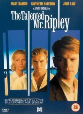 The Talented Mr Ripley [DVD] [2000] By Matt Damon,Gwyneth Paltrow,Alessandro .