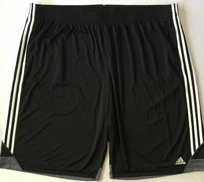 Men's Adidas Big & Tall Climalite 3G Speed 2 Athletic Shorts NEW WITHOUT TAGS