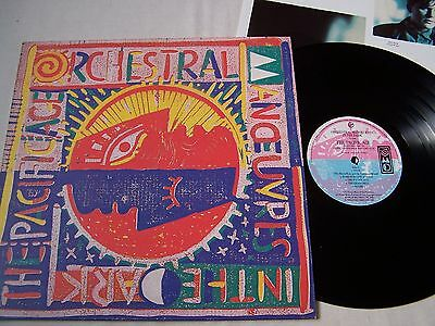 Orchestral Manoeuvres In The Dark Omd - The Pacific Age With Inner